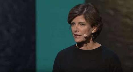 Building Natural Architecture - Jeanne Gang's Architecture Speech Looks at Naturalistic Buildings