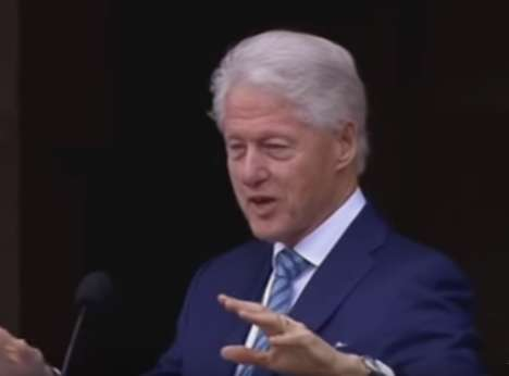 Finding Common Humanity - Bill Clinton's Commencement Speech Emphasizes the Importance of Diversity
