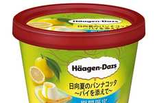 Japanese Citrus Ice Creams