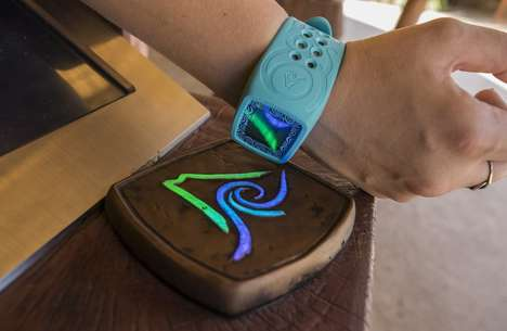Smart Waterpark Wristbands - Universal Orlando Resort's 'Tapu Tapu' Bands Make Payments and More