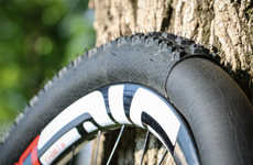 Cushioned Bike Tire Inserts