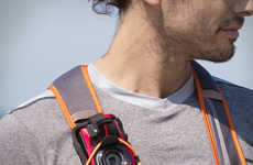Wearable Point-and-Shoot Cameras