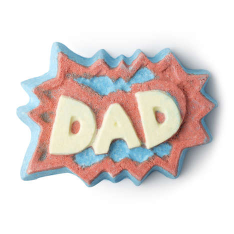 Fatherly Bath Bombs - Lush Cosmetics' Father's Day Collection Introduces Care Products for Dad