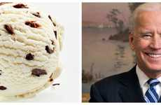 Vice Presidential Ice Creams