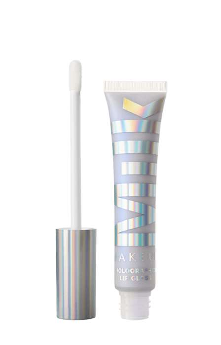 Silver Lip Glosses - Milk Makeup's 'Supernova' Holographic Lip Gloss is a Cool Metallic Shade