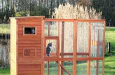 Backyard Cat Enclosures