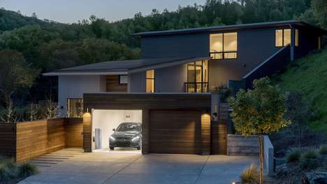 Automaker Home Battery Packs - Mercedes and Vivint Solar are Now Offering Solar Battery Packs
