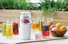 Fruit Vinegar-Making Appliances