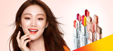 Dual-Pigment Lipsticks - The Laneige Two-Toned Lipstick Makes it Easy to Get an Ombre Effect