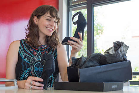 Feet-Measuring Machines - This 3D Foot Scanner Helps Shoe Shoppers Find Their Best Footwear Fit