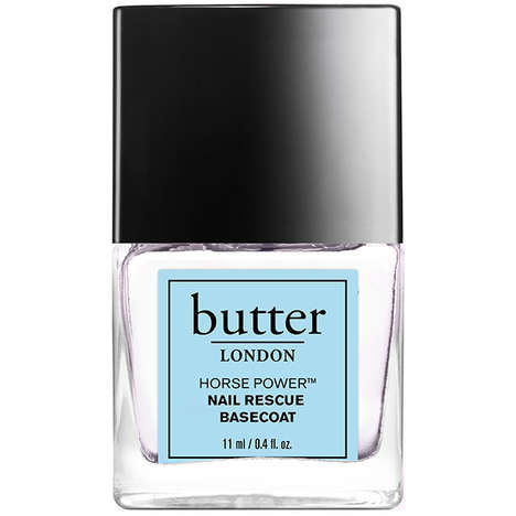 Enriched Nail Treatments - Butter London's Nail Base Coat is Powered by Horsetail Extract