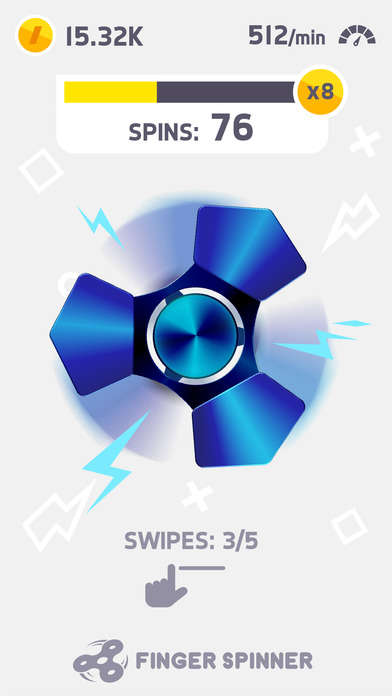 Spinner Toy Apps - This Ketchapp Application is Like a Digital Finger Spinner Toy