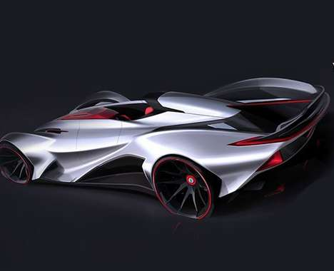 Soccer Star Supercar Concepts