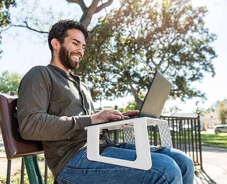 Portable Ergonomic Technology Desks