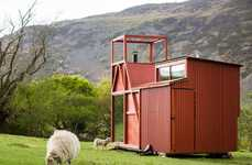 Mobile Glamping Cabins