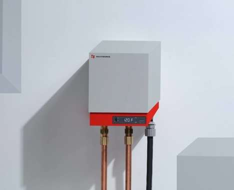 Connected Home Water Heaters