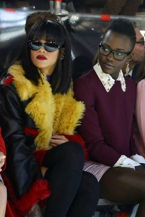 Social Media Movie Concepts - Rihanna and Lupita Nyong'o Will Star in a Movie Based on a Tumblr Post