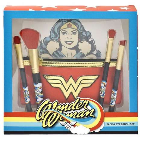 Amazonian-Inspired Makeup Collections - The Walgreens Wonder Woman Range is Affordably Priced