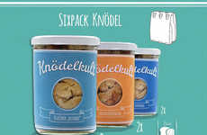 Food Waste Bread Dumplings - Knödelkult's Delicious Dumplings Are Made From Unsold Bread
