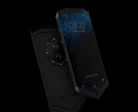 Angular Ergonomic Smartphones