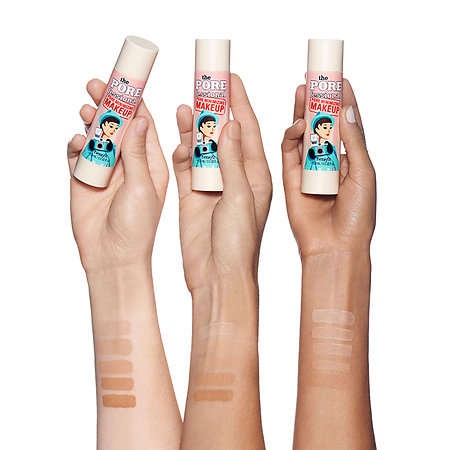 Pore-Minimizing Foundations - The New Benefit POREfessional Product Contains Mushroom Extract