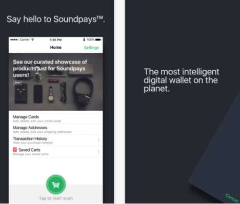Ad Content Purchasing Apps - Soundpays Lets Users Easily Purchase The Products in Digital Ads
