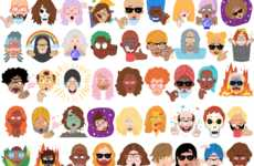 Personalized Emoji Stickers