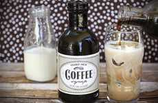 Coffee-Flavored Syrups