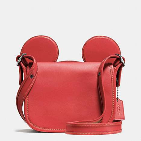 Disney-Inspired Leather Goods - Coach Outlet Has Released a Disney Handbag Collaboration
