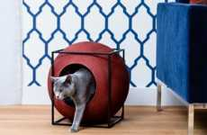 Cubic Cat Houses