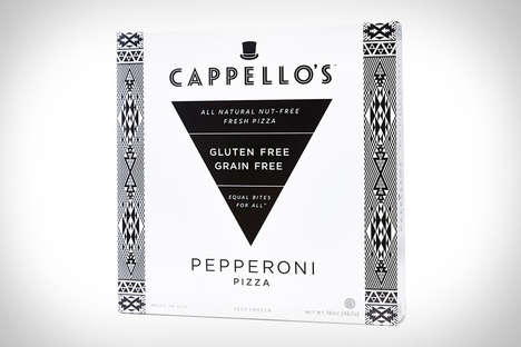 Gourmet Free-From Pizzas - Cappello's Pizza Offers a Healthy Alternative to This Popular Junk Food