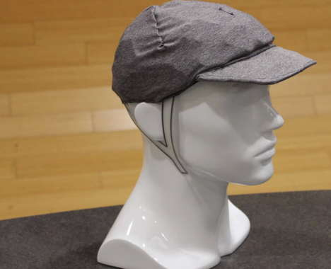 Baseball Cap Helmets
