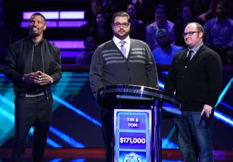 App-Based Musical TV Shows - The New Beat Shazam Show Lets Contestants Compete for Money