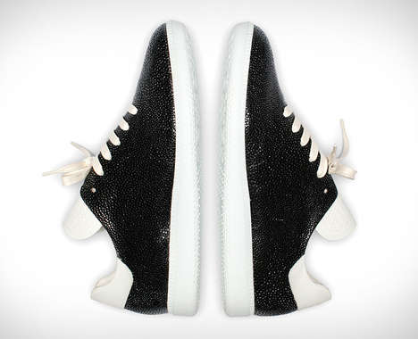 Luxurious Stingray Sneakers