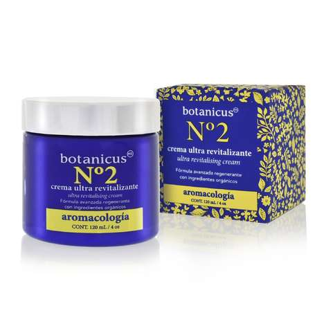 Aromachology-Inspired Face Creams - Botanicus' Revitalizing Cream is Made With Essential Oils
