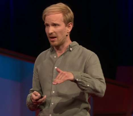 In Favor of Basic Incomes - Rutger Bregman's Speech on Poverty Advocates for a Universal Income