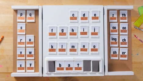Braille Learning Kits - 'The Read Read' Teaches Blind People to Read Braille Without an Instructor