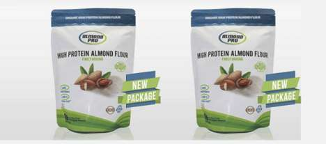 Ketogenic Baking Flours - The Almond Pro High Protein Almond Flour is Nutrient-Dense