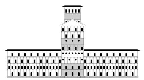 Palladian Facade Generators - The Palladian Facade Generator Uses AI to Create Architectural Mockups