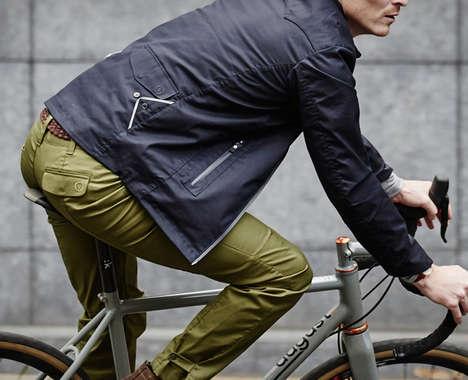 32 Fashions for Urban Cyclists