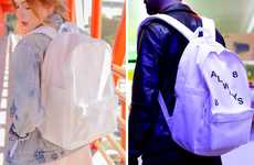 Customizable Canvas Backpacks