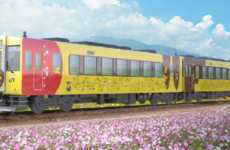 Anime-Themed Trains - Pokémon With You Designed This Pikachu-Inspired Train for Kids to Enjoy