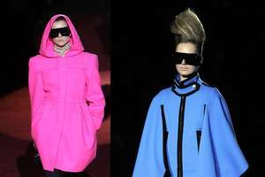 Marc Jacobs Brightens Up The Season With His Fall 09 Collection