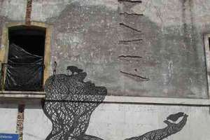 Sam3 Brushes The Streets of Spain With His Counter-Culture Touch