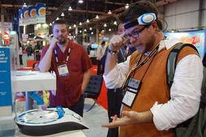 Brainwave Play Challenges Gamer's Powers of Concentration