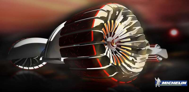 Carbon Fiber Tires