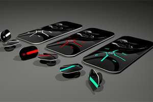 Wireless 'Digit' Flashes a Futuristic Fashion Statement