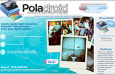 Virtual Polaroid Photos