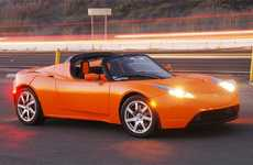 Tesla Roadster is Top Transportation Pick for 2009 Oscars