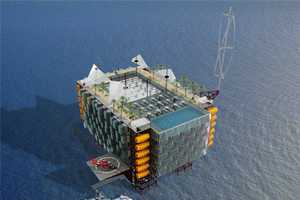 Sustainable Developments to Beautify Floating Gulf Coast Eyesores